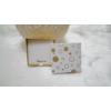 Kép 2/2 - Kör mintás ajándékdoboz 10x9,5 cm