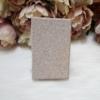 Kép 1/2 - Csillámos ajándékdoboz karkötőknek 8 x 5 cm rose gold