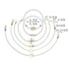 Kép 2/3 - Compass II 6 db-os karkötő szett