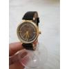 Kép 2/4 - Strasszköves díszítésű műbőr szíjas női óra fekete