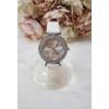 Kép 1/5 - Strasszköves díszítésű elegáns női óra fehér