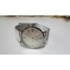 Kép 2/5 - Fém szíjas elegáns karóra ezüst
