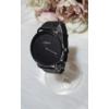 Kép 2/4 - Geneva fém szíjas elegáns női karóra fekete