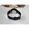 Kép 4/4 - Geneva fém szíjas elegáns női karóra fekete