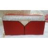Kép 8/11 - Red lace táska pénztárca szett