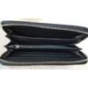 Kép 4/4 - MaxFly fekete női pénztárca