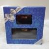 Kép 1/7 - Lakk fekete 2 db-os pénztárca ajándékszett díszdobozban