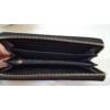 Kép 6/7 - Lakk fekete 2 db-os pénztárca ajándékszett díszdobozban