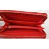 Kép 6/7 - Lakk piros 2 db-os pénztárca ajándékszett díszdobozban