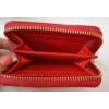 Kép 7/7 - Lakk piros 2 db-os pénztárca ajándékszett díszdobozban