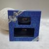 Kép 1/7 - Lakk sötétkék 2 db-os pénztárca ajándékszett díszdobozban