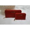 Kép 3/7 - Kígyóbőr mintás 2 db-os pénztárca ajándékszett díszdobozban