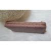 Kép 3/4 - Kígyóbőr mintás női pénztárca mályva