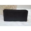 Kép 1/3 - Egyszínű női pénztárca fekete