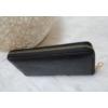 Kép 2/3 - Egyszínű női pénztárca fekete