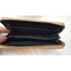 Kép 4/4 - Csipke virág mintás női pénztárca barna