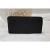 Kép 10/12 - Black flower táska pénztárca szett