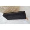 Kép 11/12 - Black flower táska pénztárca szett