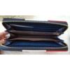 Kép 4/4 - Kék fehér piros csíkos női pénztárca