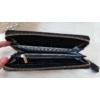 Kép 4/5 - Róka díszes egyszínű női pénztárca fekete
