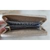 Kép 4/5 - Róka díszes egyszínű női pénztárca arany
