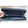 Kép 4/5 - Pöttyös mintás női pénztárca sötétkék