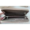 Kép 4/5 - Pöttyös mintás női pénztárca barna