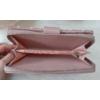 Kép 5/6 - Pöttyös mintás vastag nagy méretű pénztárca rózsaszín