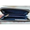 Kép 4/5 - Pillangó mintás női pénztárca sötétkék