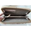Kép 4/5 - Pillangó mintás női pénztárca barna