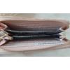 Kép 4/5 - Csipke virág mintás női pénztárca szivecske dísszel rózsaszín