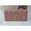 Kép 3/5 - Masni díszes csipke virág mintás női pénztárca rózsaszín