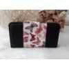 Kép 10/12 - Black flower II táska pénztárca szett
