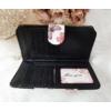 Kép 11/12 - Black flower II táska pénztárca szett