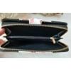 Kép 12/12 - Black flower II táska pénztárca szett