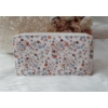 Kép 8/12 - White flower táska pénztárca szett