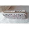 Kép 9/12 - White flower táska pénztárca szett