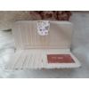 Kép 11/12 - White flower táska pénztárca szett