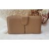 Kép 10/12 - Brown flower táska pénztárca szett