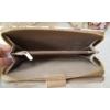 Kép 12/12 - Brown flower táska pénztárca szett