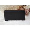 Kép 9/10 - Black flower táska pénztárca szett