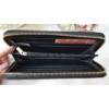 Kép 11/11 - Black flower táska pénztárca szett