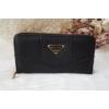 Kép 9/12 - Black tassel táska pénztárca szett