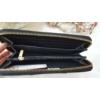 Kép 12/12 - Black tassel táska pénztárca szett