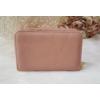 Kép 3/6 - Nyomott pillangó mintás elegáns női pénztárca rózsaszín