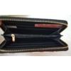 Kép 4/5 - Pillangó mintás női pénztárca fekete