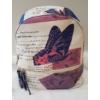 Kép 2/5 - Pillangó mintás női hátitáska