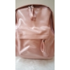 Kép 2/7 - Nagy méretű rózsaszín női hátitáska