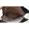 Kép 5/5 - Silvia Rosa merev falú elegáns hátitáska fekete