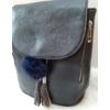 Kép 4/12 - Blue elegant táska pénztárca szett